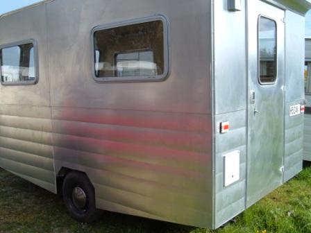 Caravans – D H Caravan Repairs